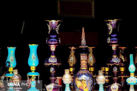 Iran's Isfahan getting UNESCO's World Handicrafts Club
