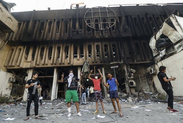 بغداد حمله به کنسولگری ایران در کربلا را محکوم کرد