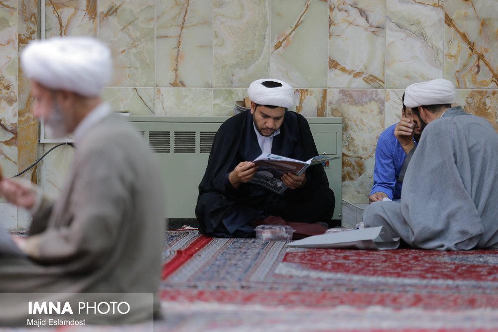 اعزام ۳۵ مبلغ به مساجد شهرضا در ماه رمضان