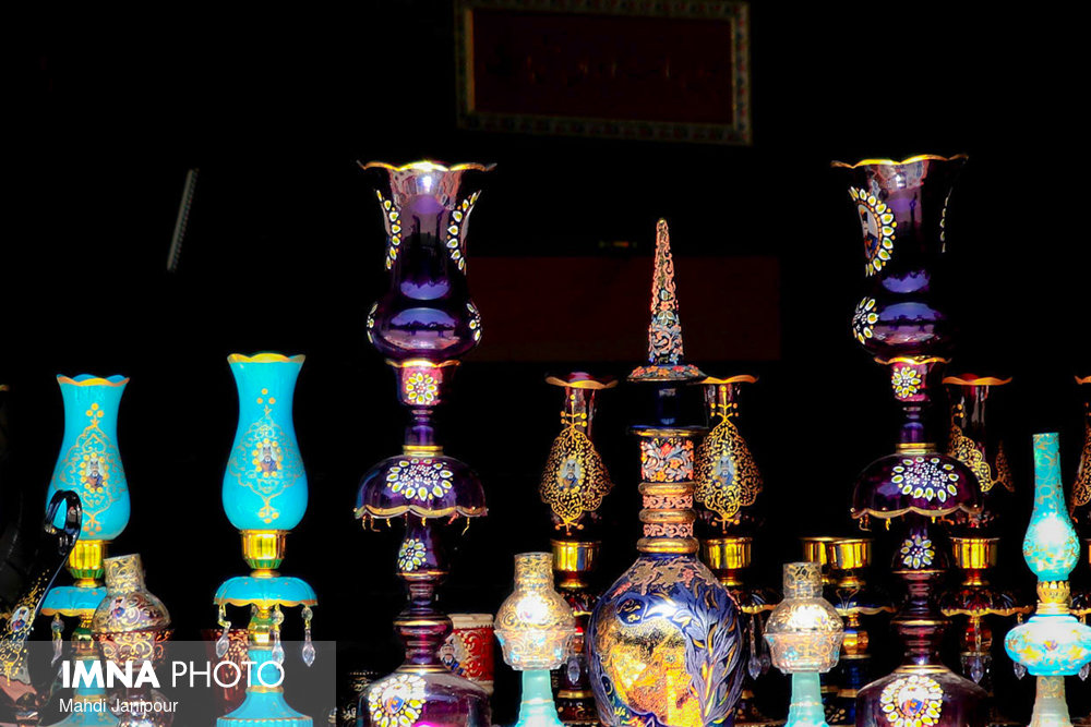 Iran's Isfahan getting UNESCO's World Handicrafts Club