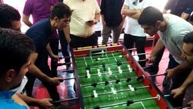 هیچ حمایتی از ملی پوشان فوتبال روی میز انجام نمی شود