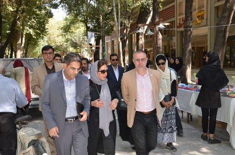 UNICEF representative in Iran appreciates Isfahan municipality's actions