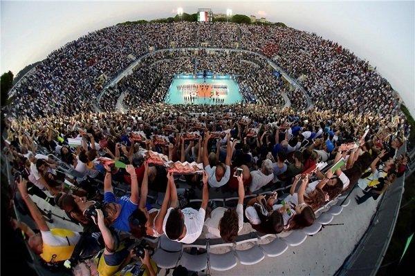 مسابقات قهرمانی والیبال جهان با برتری دو تیم میزبان آغاز شد