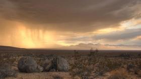 تکنیک جدید برای بارش باران در صحراهای سوزان!