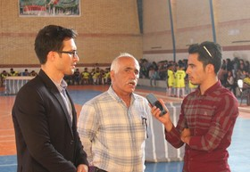 سمیرم قهرمان مسابقات هاکی منطقه یک کشور