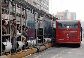 اضافه شدن ۱۵ دستگاه اتوبوس به ناوگان حمل و نقل عمومی شهر