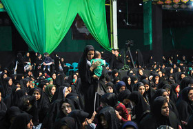 همایش شیرخوارگان حسینی در موسسه معرفت