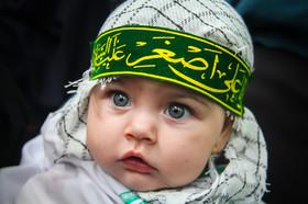 همایش شیر خوارگان حسینی در شهرستان سمیرم و مبارکه