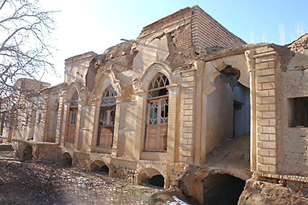آثار تاریخی روستاها مورد بیتوجهی است