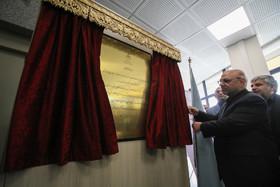 آیین افتتاح ساختمان جدید ادارات ثبت اسناد
