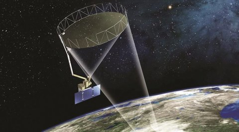 افزایش ایستگاههای دریافت دادههای ماهوارهای در کشور