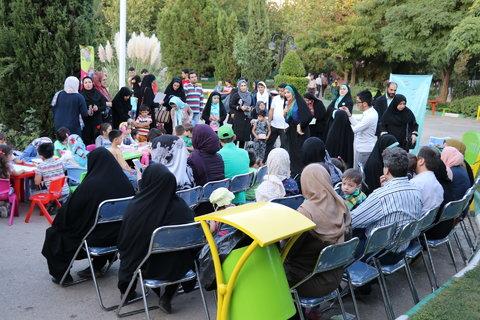 احداث پاتوق محلی در میدان عدل قزوین