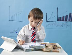 هوش مالی کودکان را جدی بگیرید