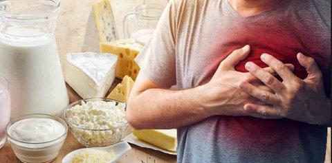 معجزه درمانی خوردن لبنیات برای سلامتی بدن