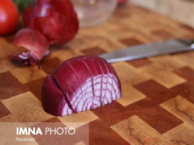اهمیت مصرف پیاز قرمز در پاییز و زمستان امسال