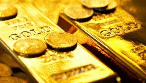 ثبت بیشترین کاهش قیمت طلا در ۲ سال اخیر