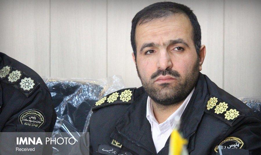 استفاده از رانندگان استیجاری در جادههای اصفهان کنترل میشود