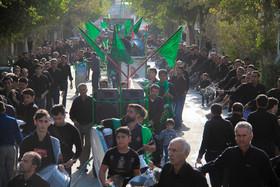 عطر معنویت در کوچهپسکوچههای شهر