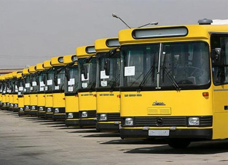 فعالیت ۳۰۰ دستگاه اتوبوس در روز عید فطر