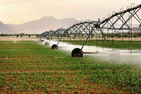 تسهیلات کمبهره برای روشهای آبیاری تحت فشار پرداخت میشود