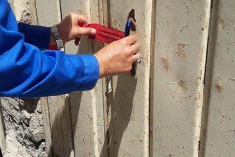 پلمب مراکز غیرمجاز تفکیک زباله و ضایعات فروشی در تبریز