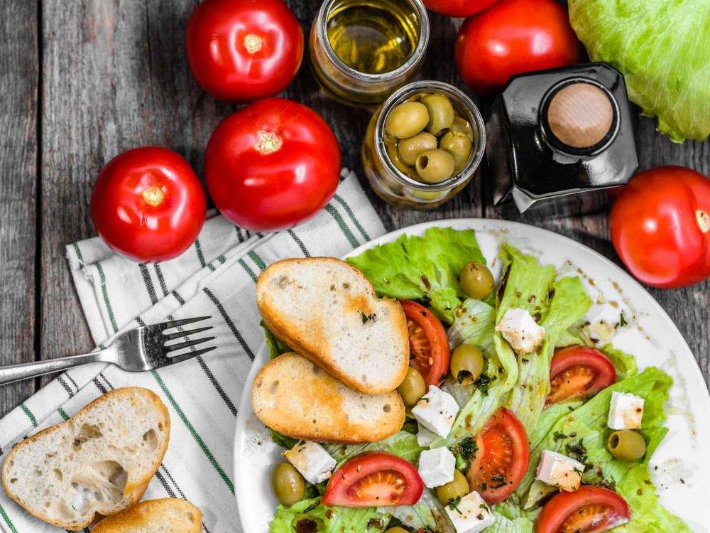 کاهش خطر «پارکینسون» با رژیم غذایی مدیترانه ای