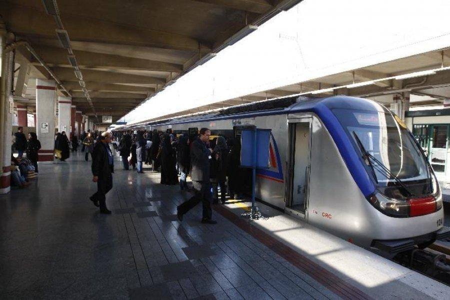 نیاز جدی مترو تهران به افزایش قطار است
