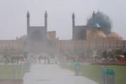 گرد و غبار در سطح شهر