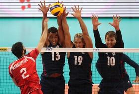 ایران حریف تیم دوم آمریکا هم نشد