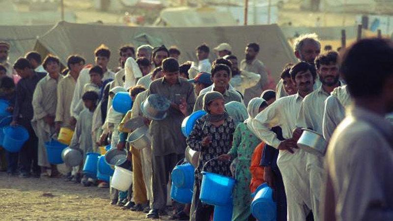 ۲۹ میلیون نفر در تابستان درگیر تنش آبی میشوند