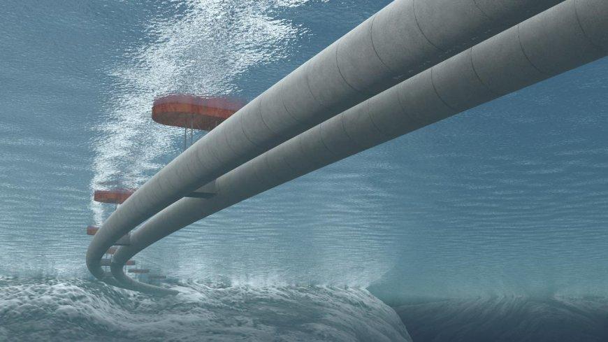 بینظیرترین تونل جهان در کشور همسایه