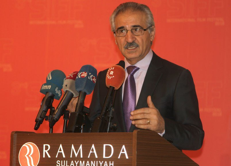The third Slemani International Film Festival to be held in Sulaymaniyah