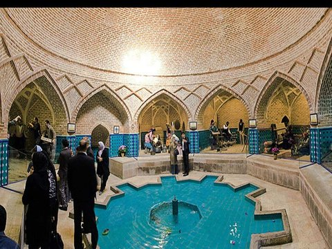 How far is Iran's tourism industry away from desired status?