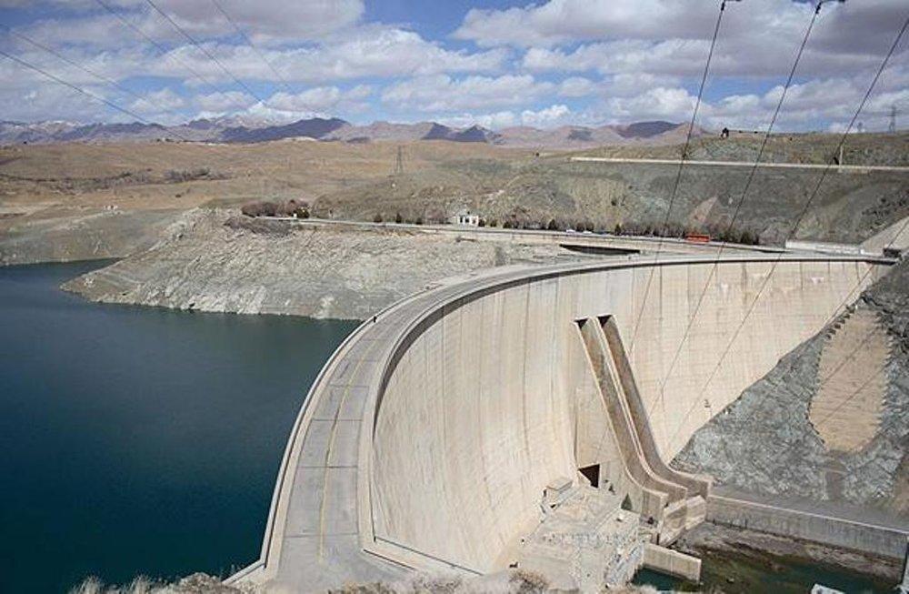 کاهش ۸۱ درصدی ذخیره آب سد زایندهرود