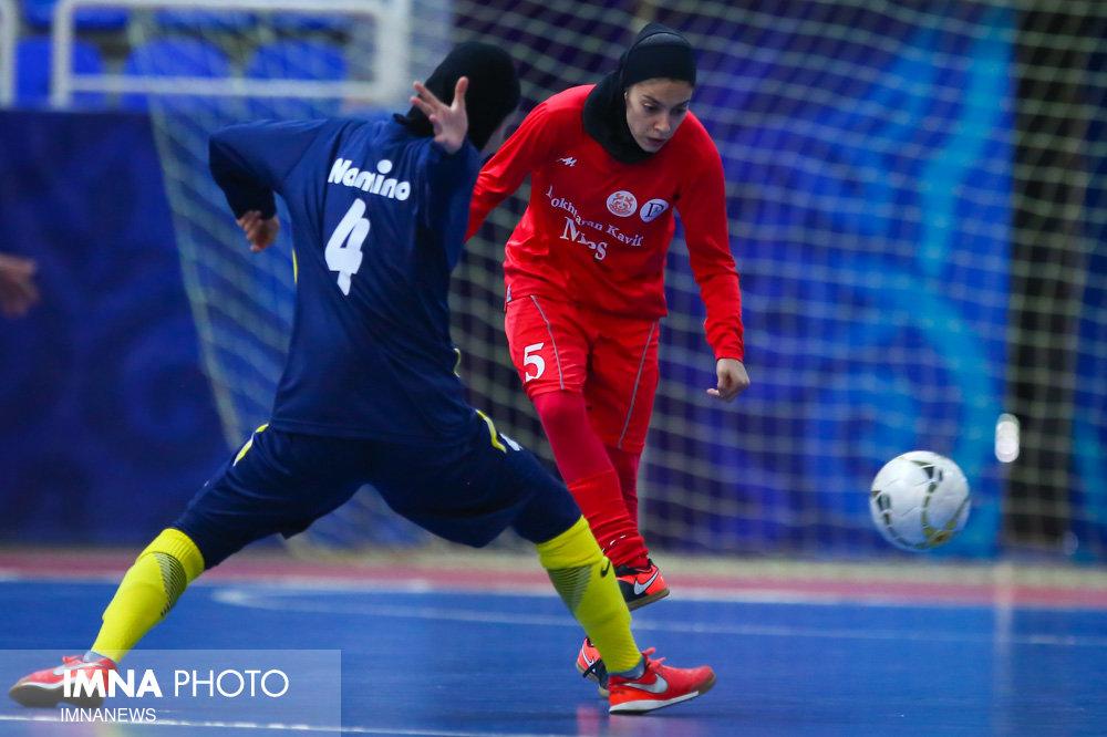 زمان برگزاری نیمه نهایی لیگ برتر فوتسال بانوان مشخص شد