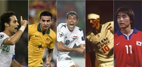 دایی نامزد بهترین مهاجم تاریخ جام ملتهای آسیا شد+لینک رأی