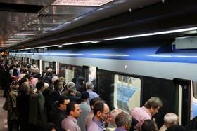 افزایش ۴۰ درصدی مسافران قطارشهری