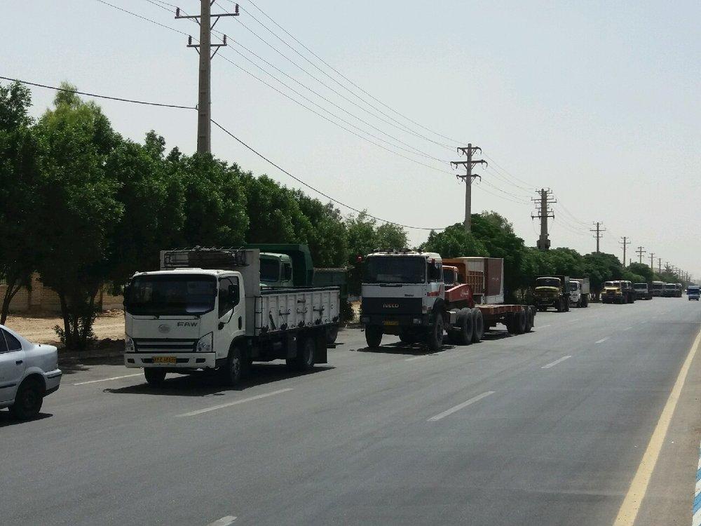 سامانه صدور مجوز تردد باریار در اصفهان راهاندازی شد
