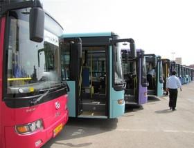 تغییر ساعات کار اتوبوسها در ۶ ماهه دوم سال