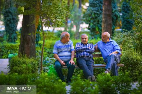 """""""Senior Park"""" for Isfahani elderly citizens"""