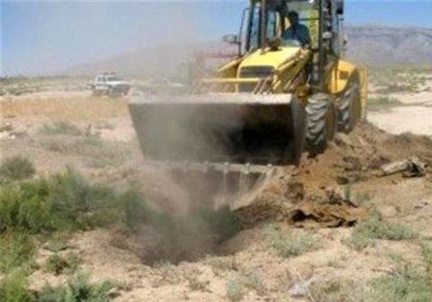 مسدودسازی ۵۱۵۰ حلقه چاه غیرمجاز در اصفهان
