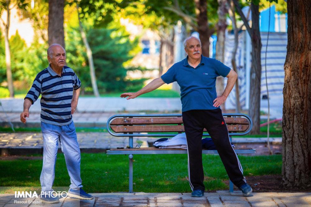 تمرینهای ورزشی، خشکی عضلات و قوس کمر را کاهش میدهد