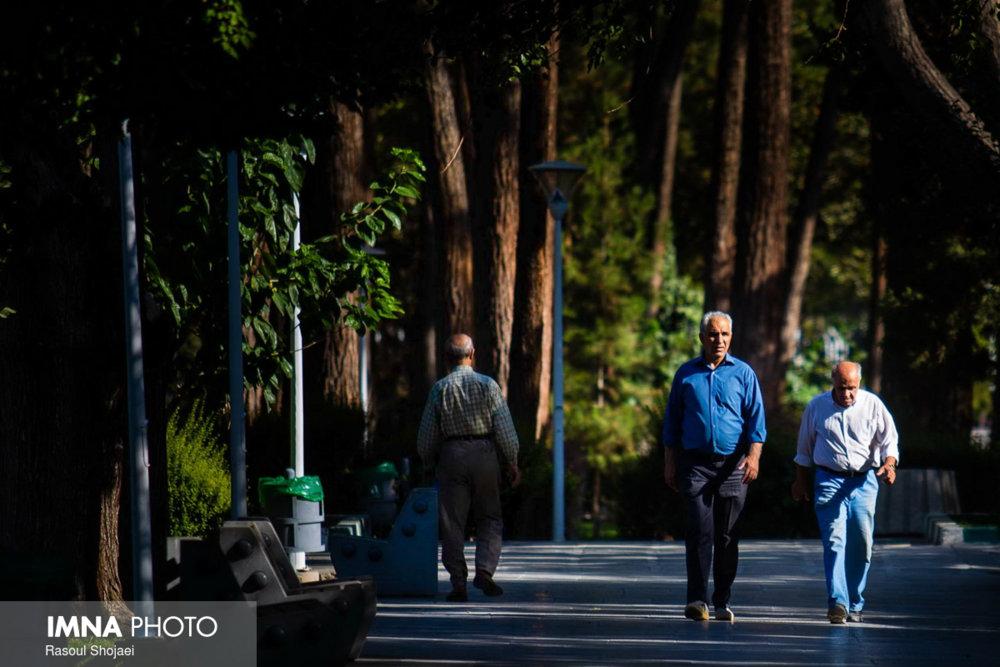 چشمانداز پیش روی شهرهای ایران برای سالمندان