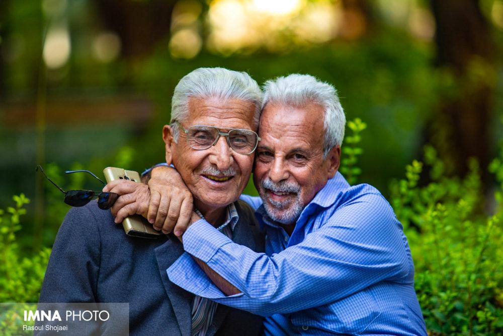 Special programs for Isfahani elders