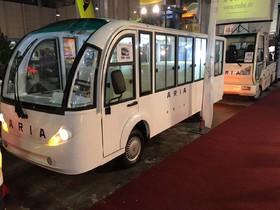 نهمین نمایشگاه حمل و نقل و ترافیک و خدمات شهری کشور