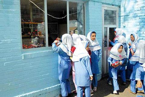 تعطیلی بوفه مدارس/کتب درسی تا فردا توزیع میشود