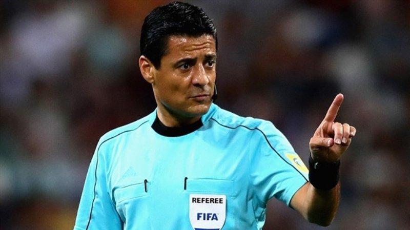 فغانی نامزد داوری در جام جهانی ۲۰۲۲
