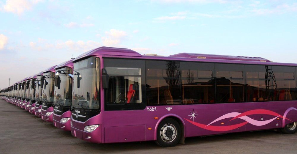 30 Renovated buses to add to Isfahan's bus fleet
