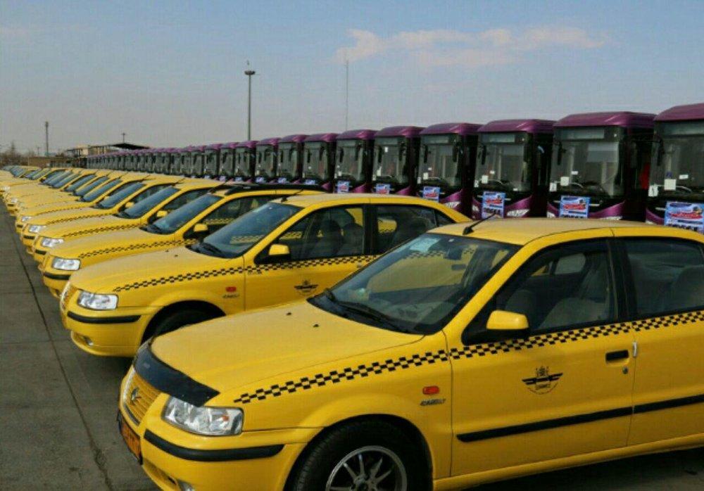 بررسی تخلفات رانندگان تاکسی در «کمیته انضباطی»