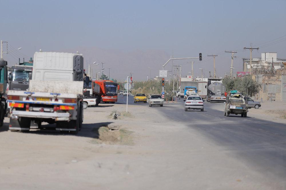 نقشه راه نقاط حادثهخیز شهرستان اصفهان تهیه شد